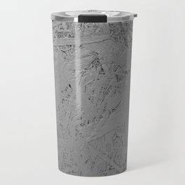 grey painted OSB Travel Mug