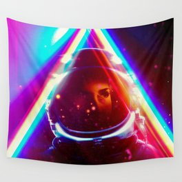 Neon Wall Tapestry