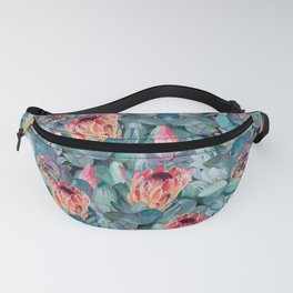 Protea flowers Fanny Pack
