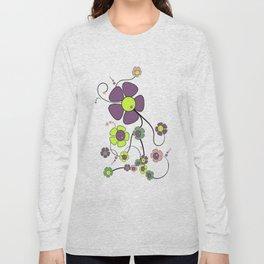 Daisy Chain Long Sleeve T-shirt