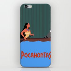 Pocahontas iPhone & iPod Skin