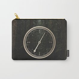 Gold Compass - The Road to Wisdom Carry-All Pouch