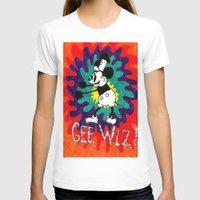 wiz khalifa T-shirts featuring GEE WIZ! by TheFrizzKid