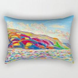 Peachland Trip Rectangular Pillow