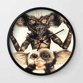 Gizmo by Aaron Bir Wall Clock