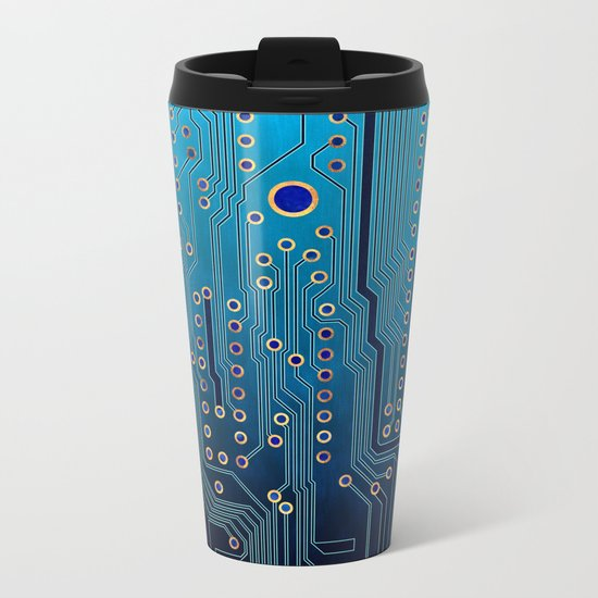 PCB / Version 5 Metal Travel Mug