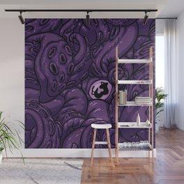 Squids Wall Mural