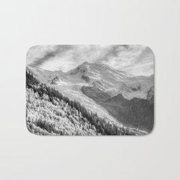 Mont Blanc Monochrome Bath Mat