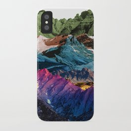 Dream Nature MOUNTAINS iPhone Case