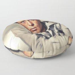 Patrick McGoohan, Actor Floor Pillow