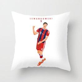 rl Throw Pillow