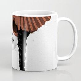 Dark Cardinal Coffee Mug