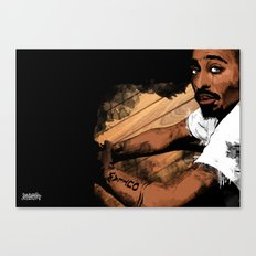 Thugs get lonely too Canvas Print
