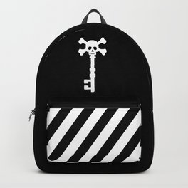 Pirate Treasure Key Backpack