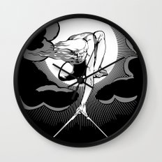 The Ancient of Days Wall Clock