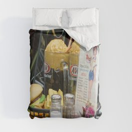 Fine Dining Comforters