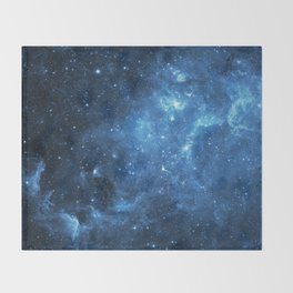 Galaxy Throw Blanket