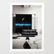 Interior design Art Print