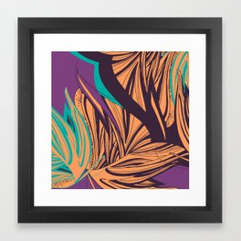 Butterfly Thing Framed Art Print