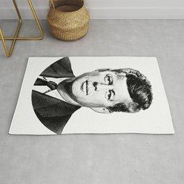 President John F. Kennedy Graphic Rug