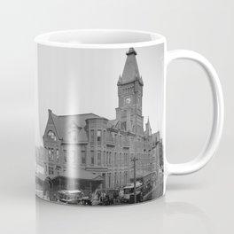 Chicago and North Western Railway Station, Chicago, Illinois Coffee Mug