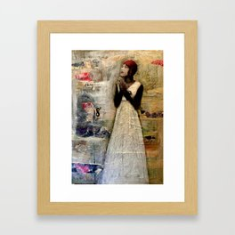 Up ..and Away Framed Art Print
