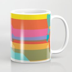 Shapes of Calgary Mug