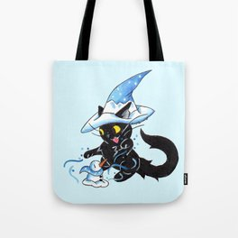 Winter Witchery Tote Bag