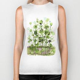 Floral Charm No.1I by Kathy Morton Stanion Biker Tank