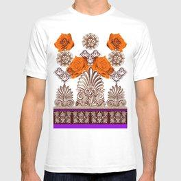 Rosey Goes Roman T-shirt
