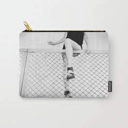 Hoping Fences Carry-All Pouch