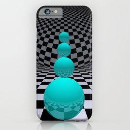 geometric design -770- iPhone Case