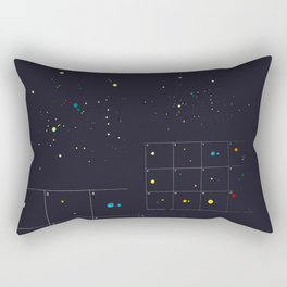 Seeking a new fiction Rectangular Pillow