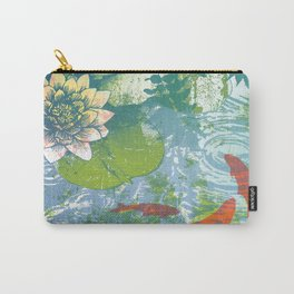 Fish pool  Carry-All Pouch