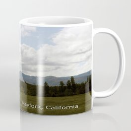 Cloudy Day in the Country... Coffee Mug
