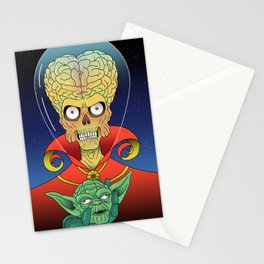 Mars ATTACK!!! Stationery Cards