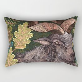 Markhor Rectangular Pillow