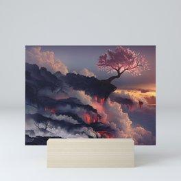 Scorched Earth Mini Art Print