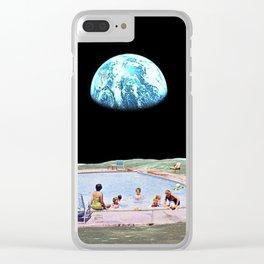 Weekend break Clear iPhone Case