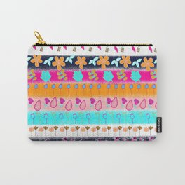 Gypsy Bohemian Pattern Carry-All Pouch