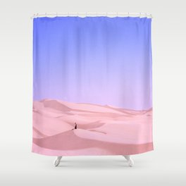 Lay Into Me Shower Curtain
