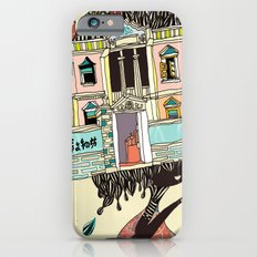 THE GIRL'S HAT iPhone 6s Slim Case