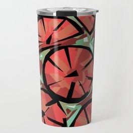 Candy Citrus Aqua Travel Mug