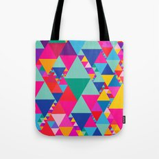 Party Colors II Tote Bag