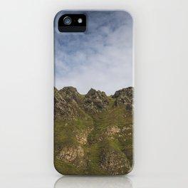 Stuck on the Rocks iPhone Case