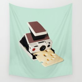 SAY CHEESE Wall Tapestry