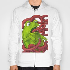 Frogs eat Insects Hoody