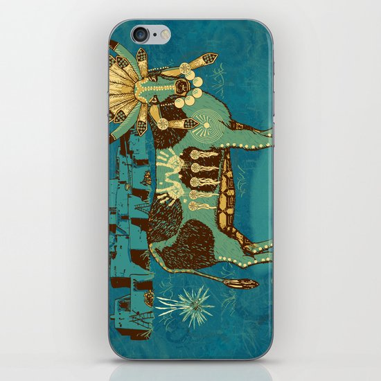 Cowchina iPhone & iPod Skin