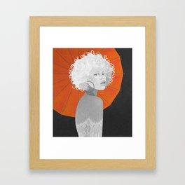 Diandra Framed Art Print