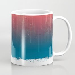 Meteor Rain (light version) Coffee Mug
